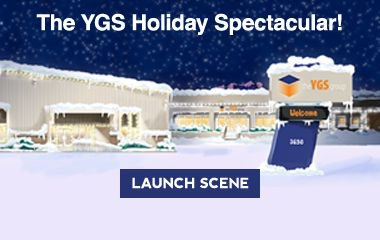 Launch Holiday Spectactular Scene